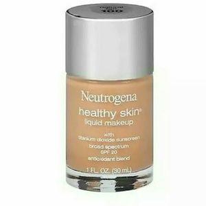 Neutrogena healthy skin liquid makeup natural tan